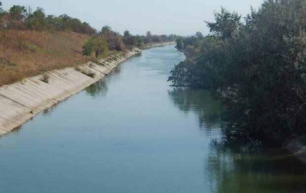 Дело не в Украине: Северо-Крымский канал не решит проблему воды на полуострове
