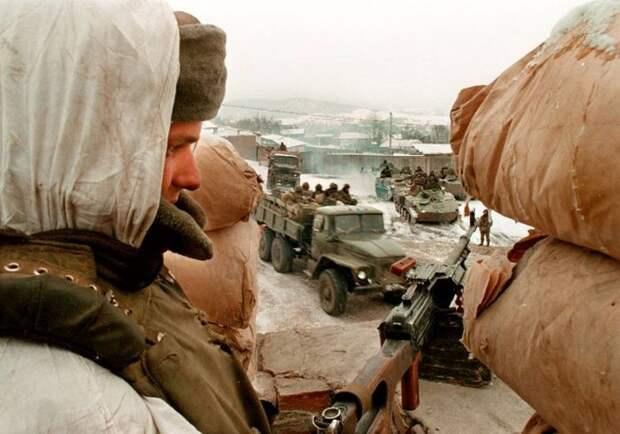 Первая чеченская кампания, 1994 - 1996