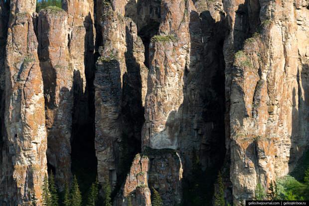 Красоты России. Ленские столбы в объективе Славы Степанова