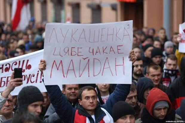Лукашенко, вернись! Надело жить в Европе!