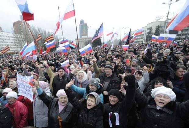 Путин ответил на вопрос о присоединении Донбасса к России