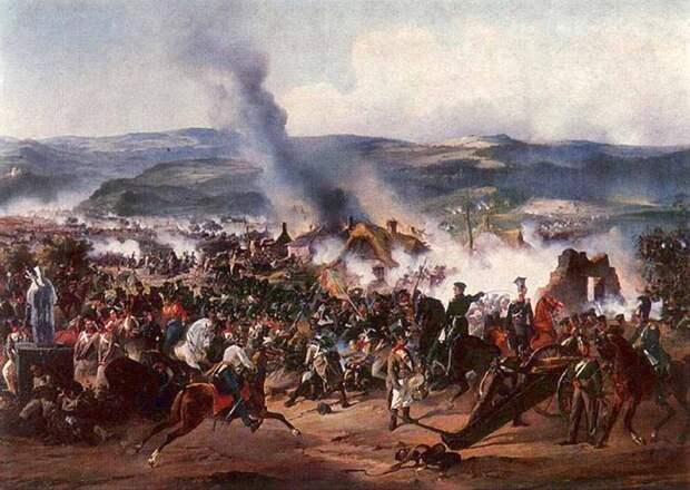 Сражение под Кульмом 1813 г.