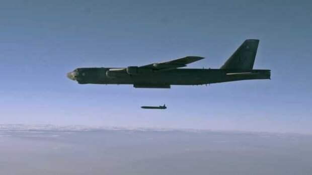 Запуск первой гиперзвуковой ракеты США с борта В-52 закончился провалом
