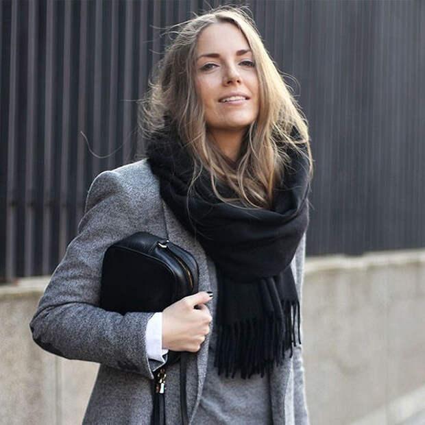 12 способов красиво завязать платок на шее