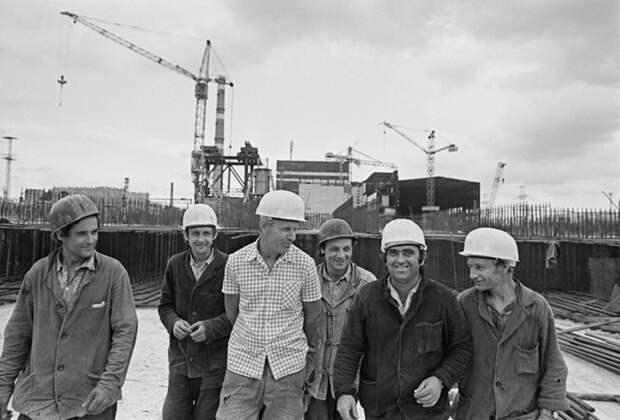 Строители Припять, Четвертый Энергоблок, катастрофа, чернобль
