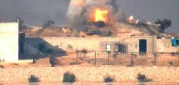Превентивный удар: ВКС РФ отработали по скоплению боевиков