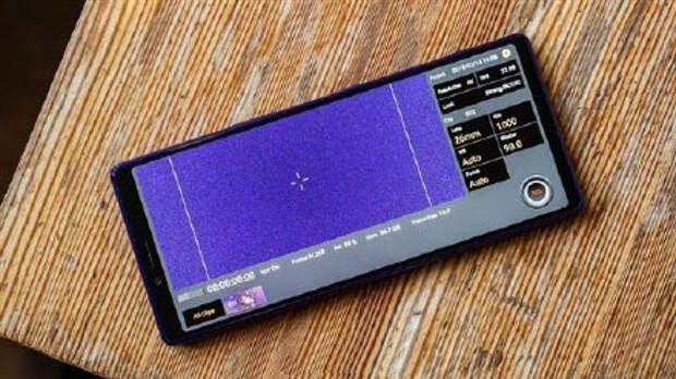 Флагманский Sony Xperia 3 появился на первых изображениях
