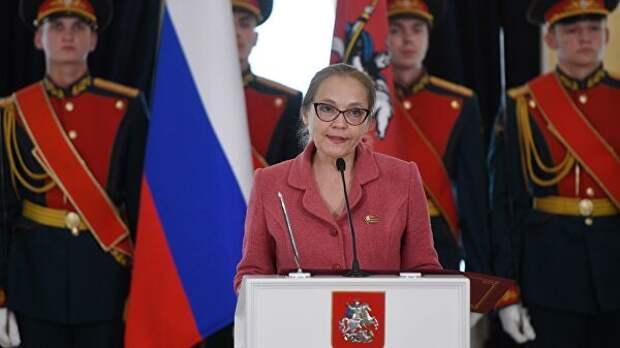 Депутата Мосгордумы Елену Шувалову исключили из КПРФ