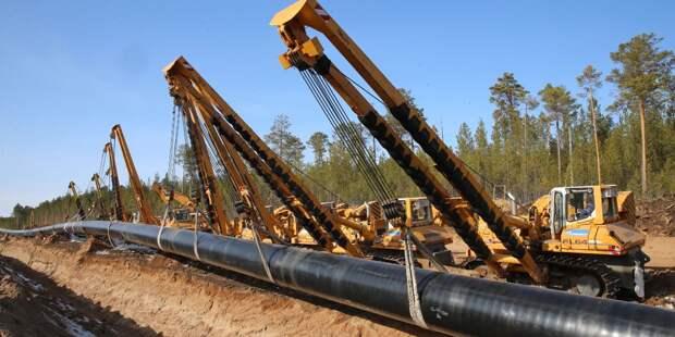 Газопровод «Сила Сибири» могут запустить 2 декабря