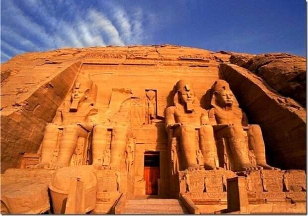 Кто бы мог подумать, что древний масштабный объект можно перенести. /Фото: billionnews.ru