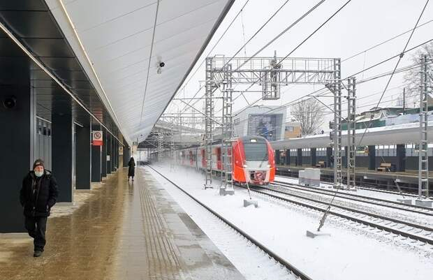 Ждете ли вы открытия станции МЦД-2 «Щукинская?» – новый опрос