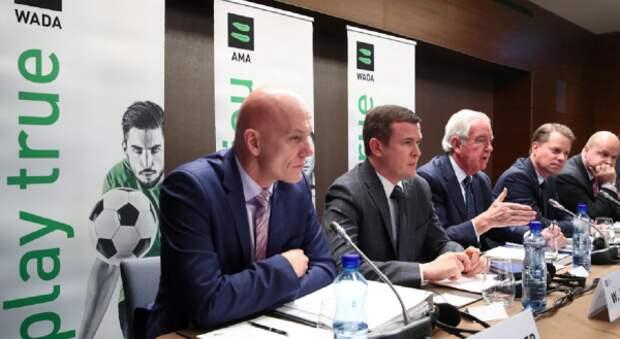 США хотят приостановить финансирование WADA по просьбе Управления по контролю над наркотиками