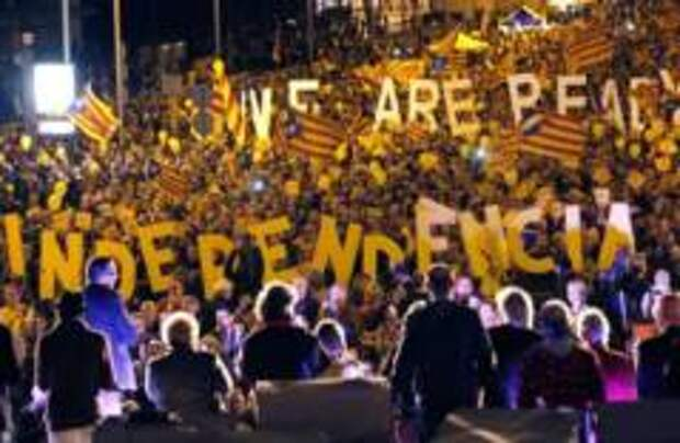 Организаторы референдума в Каталонии получили сроки