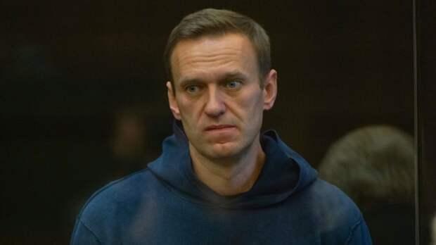 ФСИН отчиталась о состоянии Навального после медицинского обследования