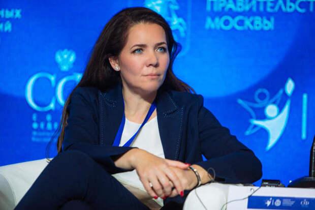 Анастасия Ракова: Москва готова поделиться образовательными сервисами со всем миром