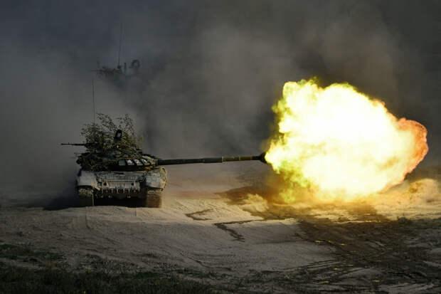 Т-72 назвали лучшим танком для третьей мировой войны