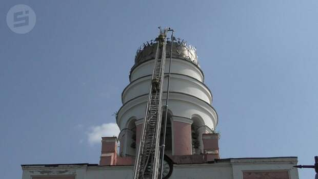 Реконструкция башни «Ижмаша» в Ижевске может начаться в 2021-2022 годах