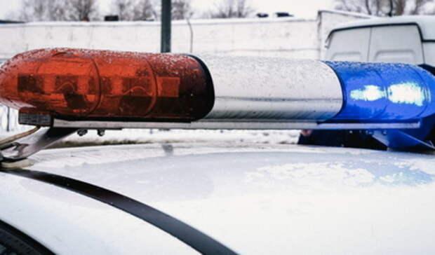 Свердловские полицейские помогли добраться домой первокласснику в30-градусный мороз