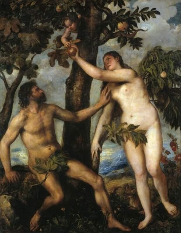 художник Тициан Вечеллио (Tiziano Vecellio) картины – 14