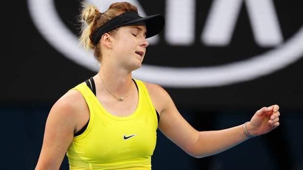 Свитолина обыграла Гауфф и вышла в 3-й круг Australian Open