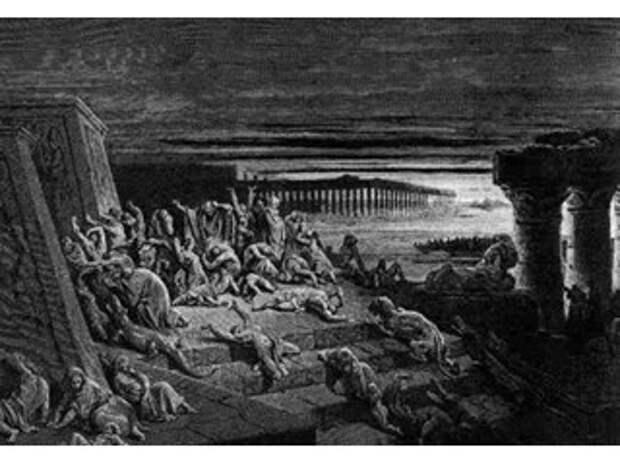 Египетская тьма греческой веры