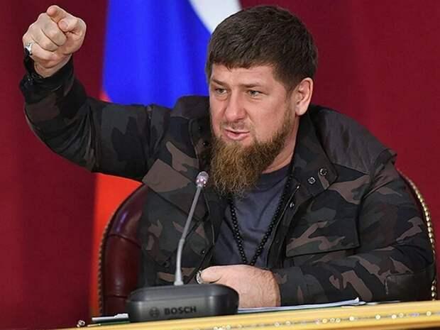 Песков отверг пожизненное правление Путина, данное ему Кадыровым.
