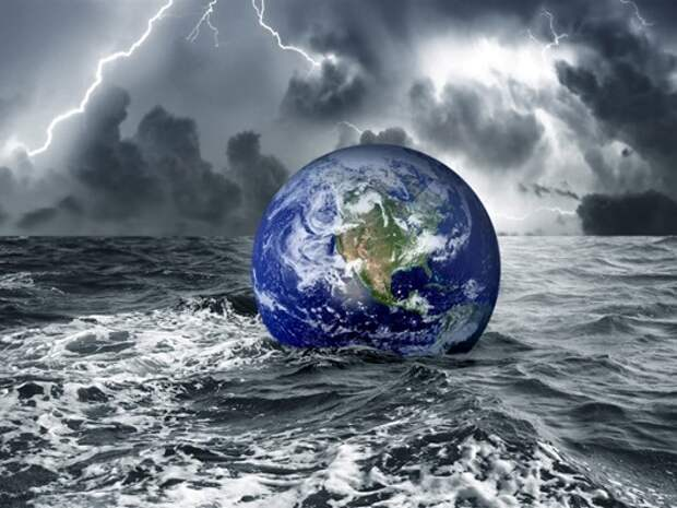 Earth-in-water-at-darkness_1024x768