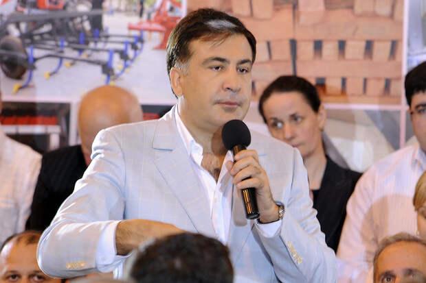Саакашвили призвал Украину готовиться к войне с Россией за Мариуполь и Херсон