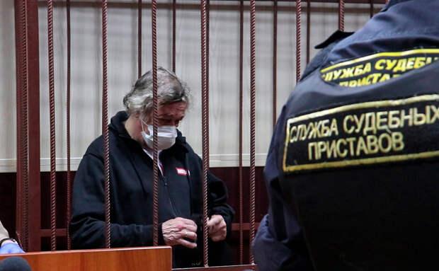 Адвокат Михаила Ефремова заявил, что актёр не совершал преступления