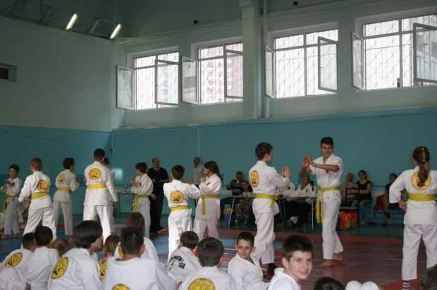 В Митине организуют бесплатный мастер-класс по айкидо