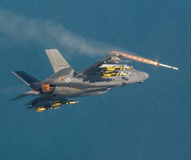 Локхид-Мартин F-35B «Лайтнинг» II