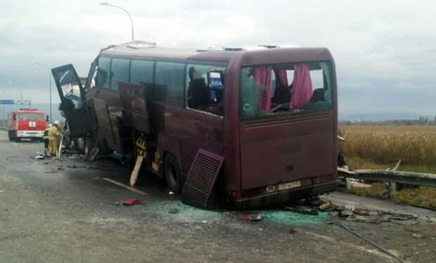 За месяц в России задержали более 200 пьяных водителей автобусов