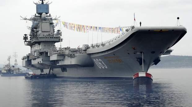 Вторая жизнь «Адмирала Кузнецова»