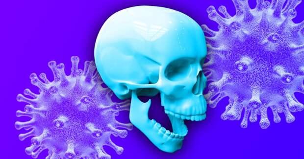 ⚡️ Миллион человек в мире умерли от коронавируса
