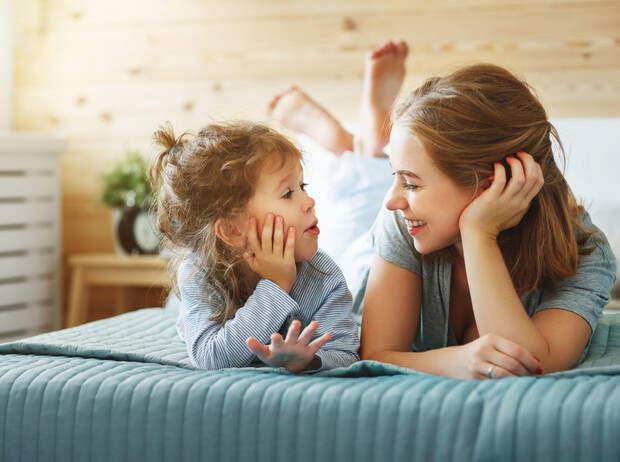 Как и о чем говорить с ребенком
