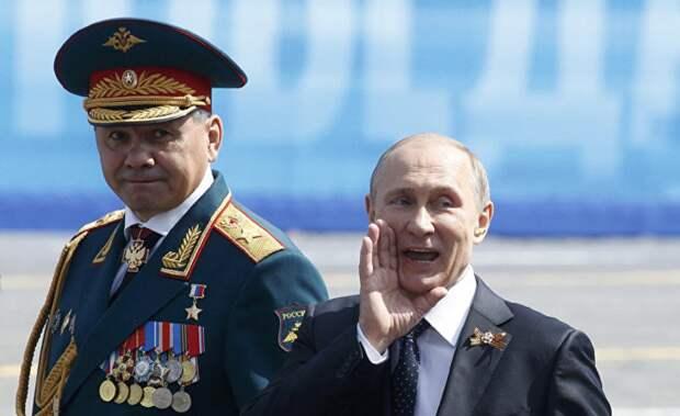 Шойгу сакральной фразой объяснил полковнику Баранцу, как ему «достался» Крым
