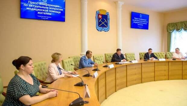 В Подольске идет на спад распространение коронавирусной инфекции