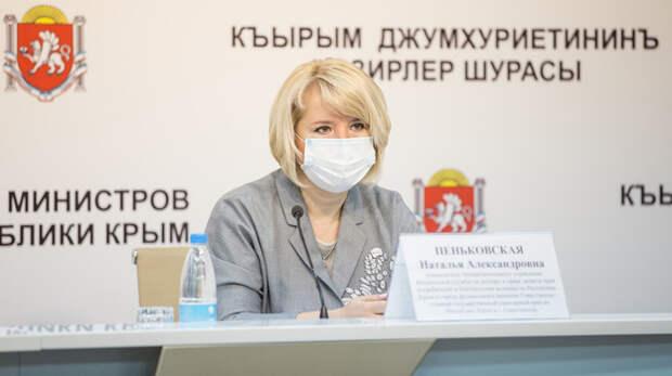 Медики начнут подворный обход жителей Ялты