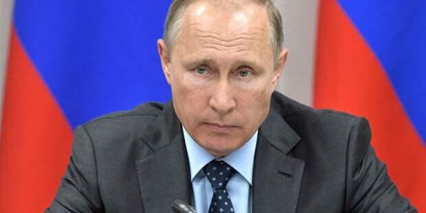 Путин «заморозил» накопительные пенсии до 2023 года
