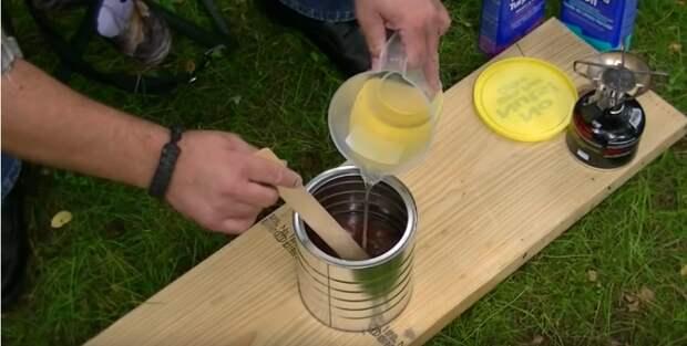 Универсальная водоотталкивающая пропитка. Для ткани, кожи, дерева