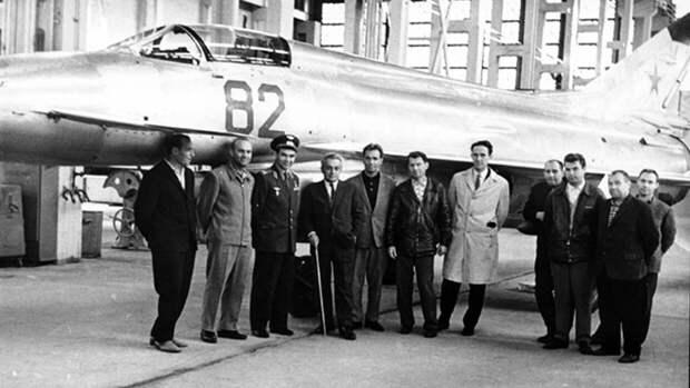 МиГ Е-8: истребитель, который опередил свое время