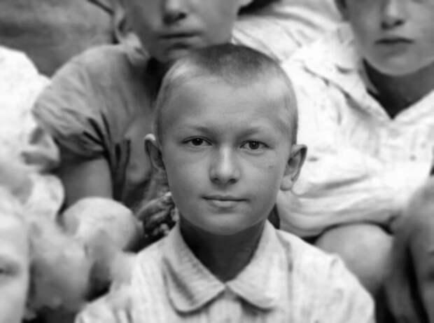 Маленький Гоша Вицин