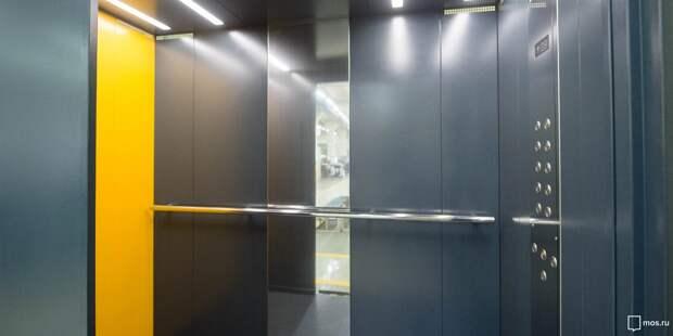 В доме во 2-м Стрелецком проезде починили лифт – «Жилищник»