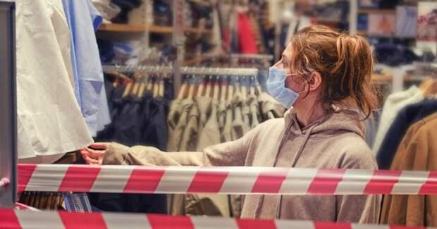 Минпромторг не увидел причин останавливать работу общепита и магазинов