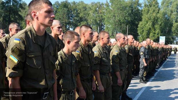 80% киевских призывников являются уклонистами от армии