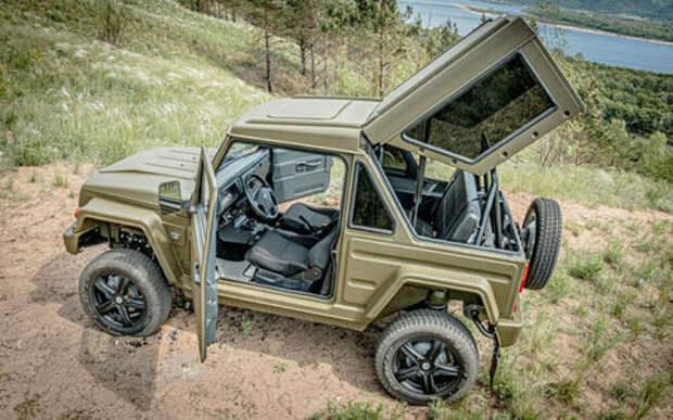 Lada Stalker — новый внедорожник поступил в продажу