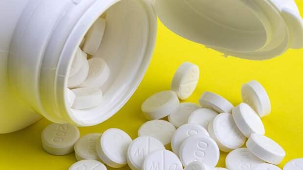 Кардиолог объяснил, чем опасен неконтролируемый прием аспирина