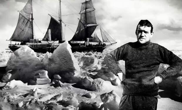 28 моряков в Антарктике: невероятная история спасения