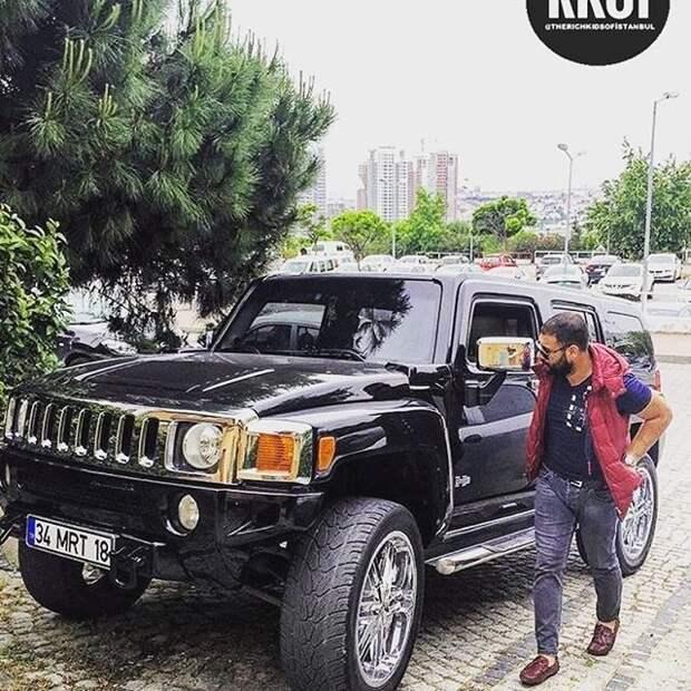 """Как живет """"золотая молодежь"""" в Турции (40 фото)"""