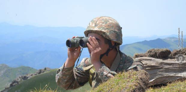 Армия Нагорного Карабаха сообщила о пропаже 100 военных в Гадрутском районе